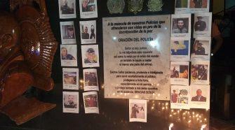 SOLIDARIDAD Y RESPALDO A LA POLICÍA NACIONAL DESDE EL PUTUMAYO
